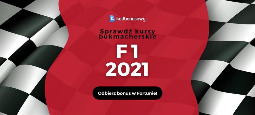 F1 kursy bukmacherskie fortuna