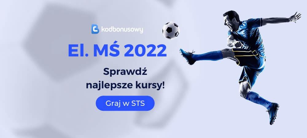 Eliminacje MŚ 2022 Kursy Bukmacherskie