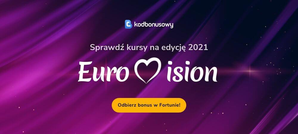 Eurowizja kursy bukmacherskie fortuna