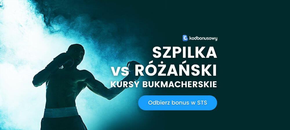 Szpilka - Różański Kursy Bukmacherskie