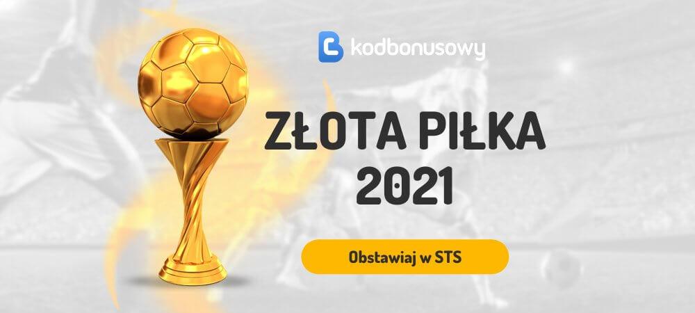 Złota Piłka 2021 Kursy Bukmacherskie
