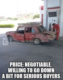 Serious buyers memes