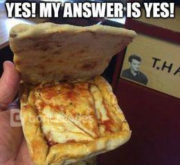 My answer memes