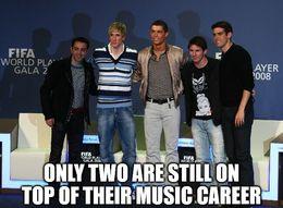 Music career memes