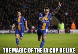 The fa cup memes