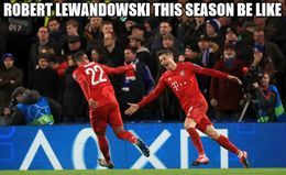 Robert lewandowski memes