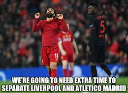 Extra time memes