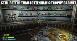 Trophy cabinet memes