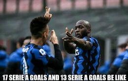 Serie a goals memes
