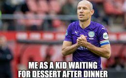 Dessert memes