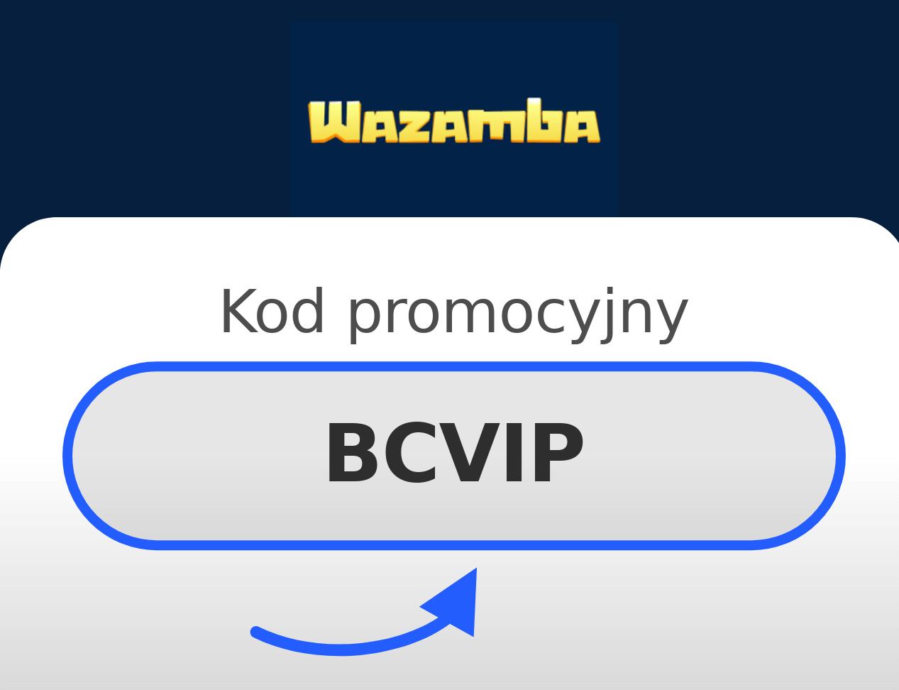 Wazamba Casino Kod Promocyjny